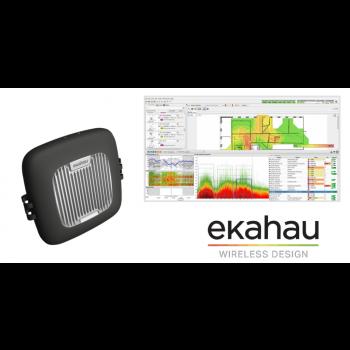 Анализатор Wi-Fi сети Ekahau Connect с тестером SideKick + 1 год поддержки