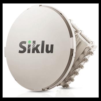 Внешний радиоблок Siklu EH-5500FD-ODU-H-EXT с антенным адаптером, Tx High Band