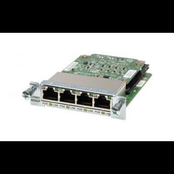 Модуль Cisco EHWIC-4ESG