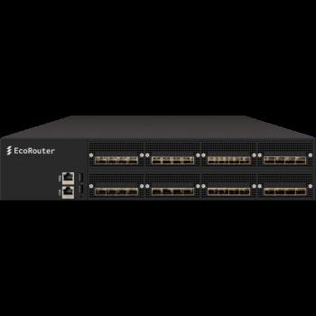 Платформа модульного IP/MPLS маршрутизатора EcoRouter 2008