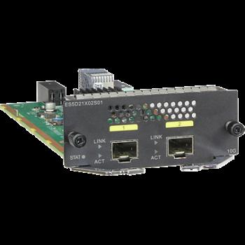 Модуль для коммутаторов Huawei Interface Card (ES5D21X02S01)