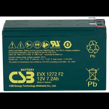 Аккумулятор CSB EVX1272 F2
