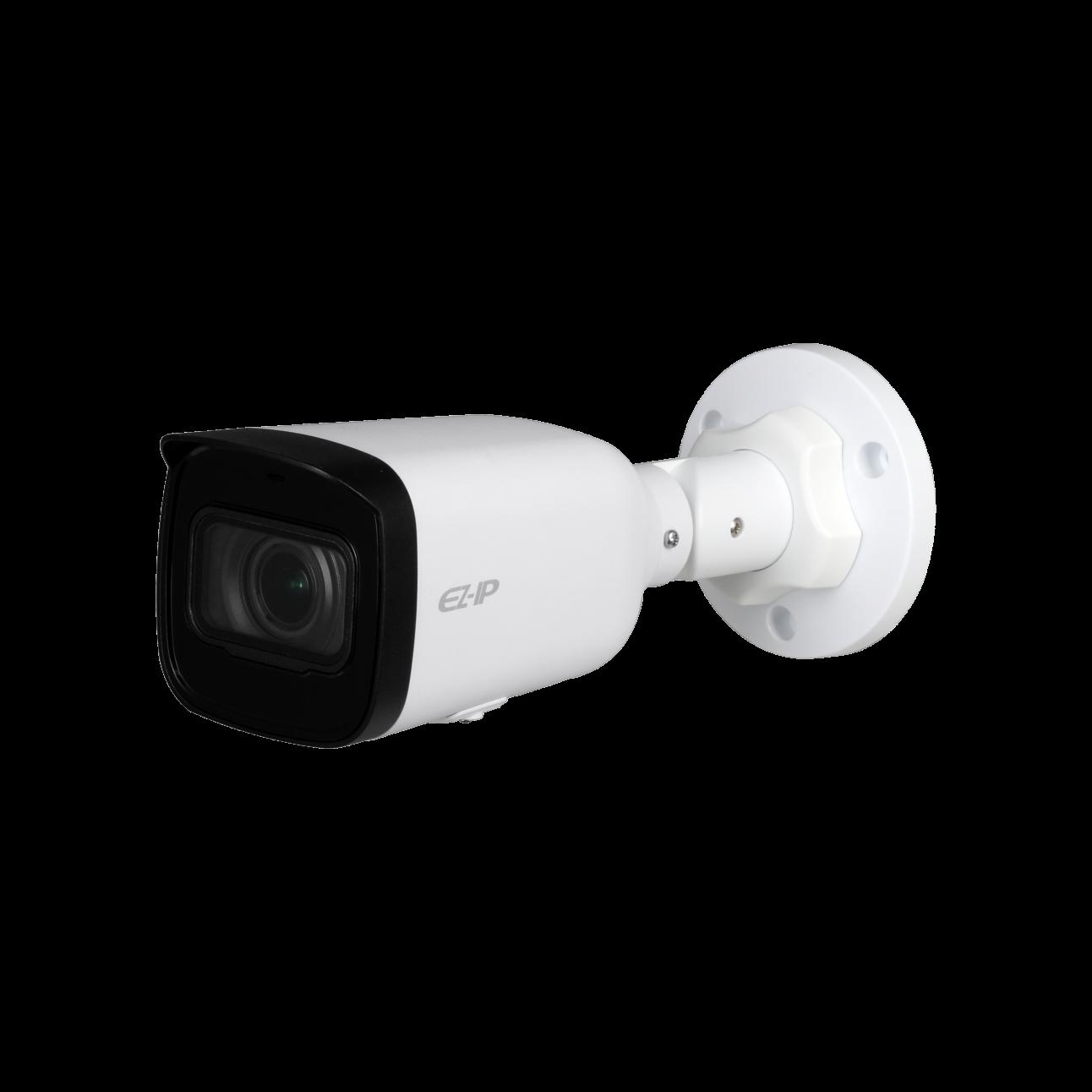IP камера Dahua EZ-IPC-B2B20-ZS уличная цилиндрическая 2Мп, мотор. объектив 2.8-12мм, ИК до 30м, MicroSD, DC12В/PoE, IP67