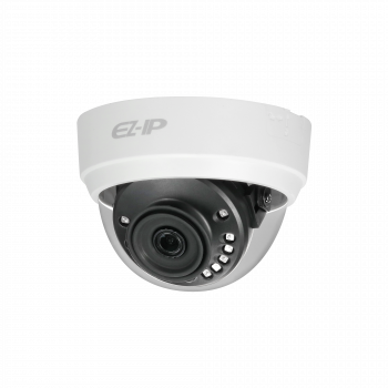 IP камера Dahua EZ-IPC-D1B40-0280B купольная 4Мп, фикс. объектив 2.8мм, ИК до 20м, DC12В, PoE