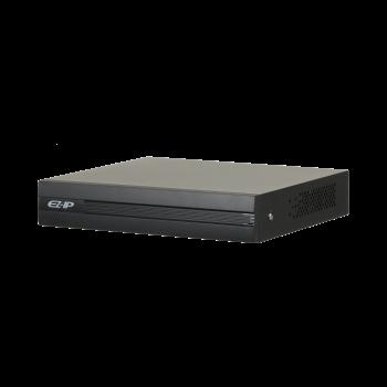 IP видеорегистратор Dahua EZ-NVR1B04HC-4P/E 4-х канальный, 4 PoE порта, до 6Мп, 1HDD до 4Тб, HDMI, VGA, 2 порта USB 2.0