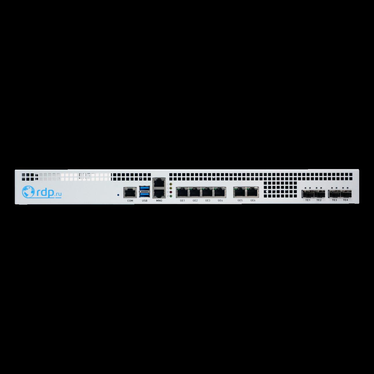 Программно-аппаратный комплекс CG-NAT EcoNAT-2040