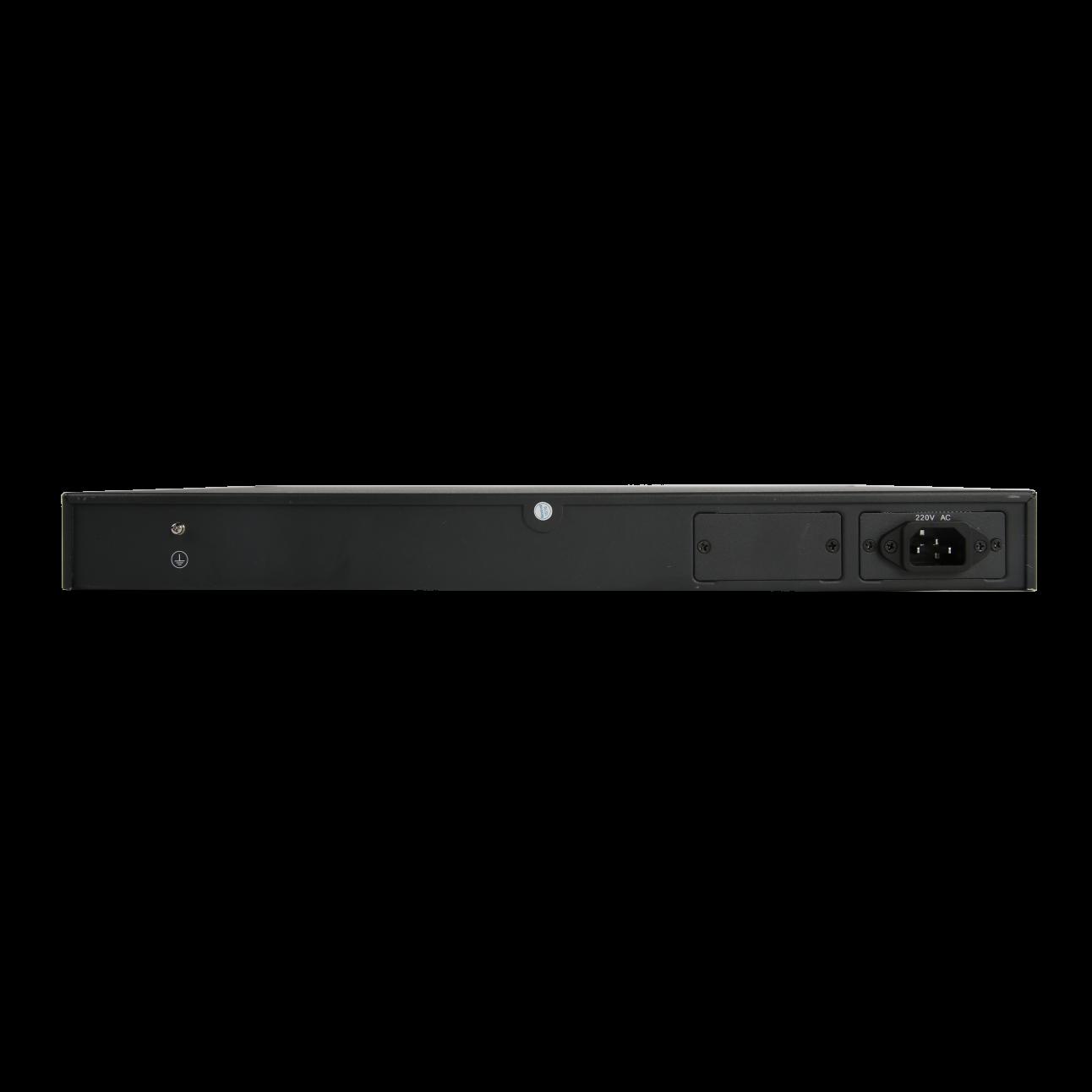 OLT C-DATA FD1108S с 8 портами GEPON (SFP), 8 GE комбо-портов, 2 БП АC