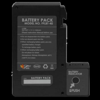 Аккумуляторная батарея 3000mAh для сварочных аппаратов FiberFox Mini-4S/6S