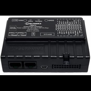 FMB640 GPS контроллер местонахождения и состояния транспорта