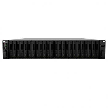 "NAS-сервер Synology FlashStation FS3400, 24xHDD 2,5"", 4х1000Base-T, Два БП, без дисков"