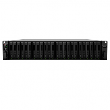 "NAS-сервер Synology FlashStation FS3400, 24xHDD 2,5"", 4х1000Base-T, Два БП, без дисков"