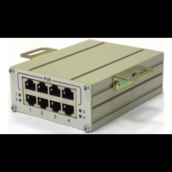 4-портовый инжектор РоЕ FSE-4B 802.3af