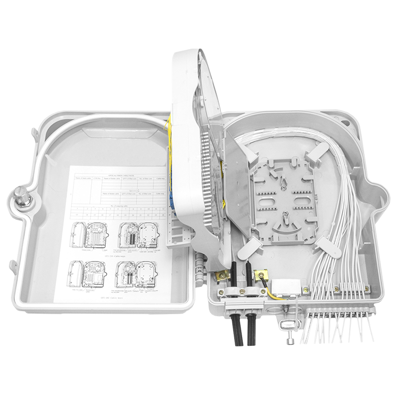 Сплайс-кассета для оптической коробки SNR-FTTH-FDB-24A