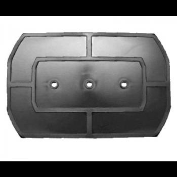 Крышка черная  для сплайс-кассеты на 16 портов FT-U-16