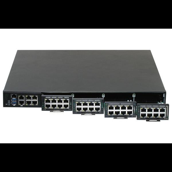 Платформа сетевая Aaeon FWS-7820W6