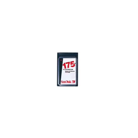 Память FlashDisk PCMCIA 175mb ata disk