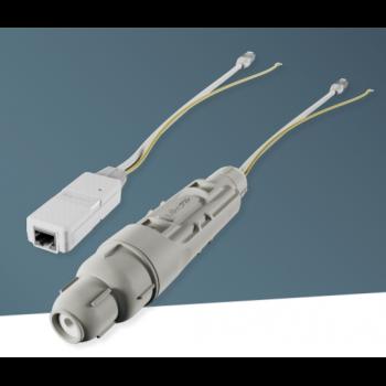 Грозозащита Mikrotik Gigabit Ethernet RBGESP IP68
