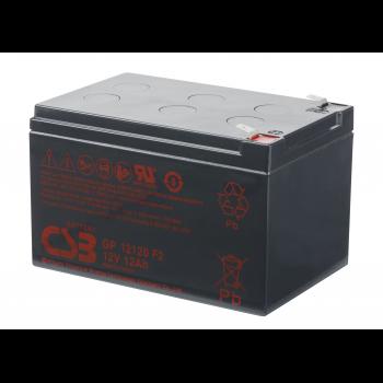 Аккумулятор CSB GP 12120 F2