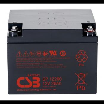 Аккумулятор CSB GP12260 I