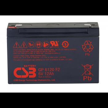 Аккумулятор CSB GP6120