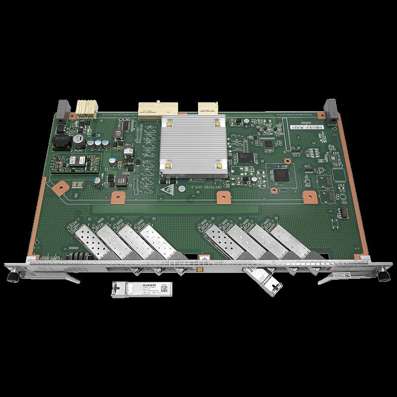 Модульная карта для установки в шасси Huawei MA5608T, 8 портов GPON
