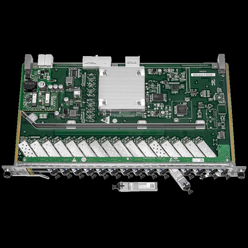 Модульная карта для установки в шасси Huawei MA5608T, 16 портов GPON, C++ HP