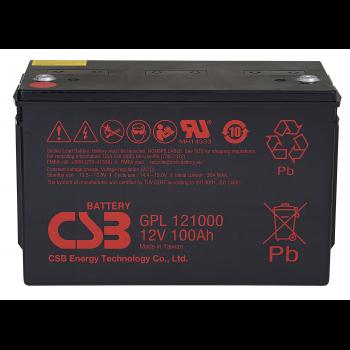 Аккумулятор CSB GPL121000