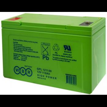 Батарея аккумуляторная WBR GPL121100
