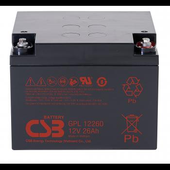 Аккумулятор CSB GPL12260 I