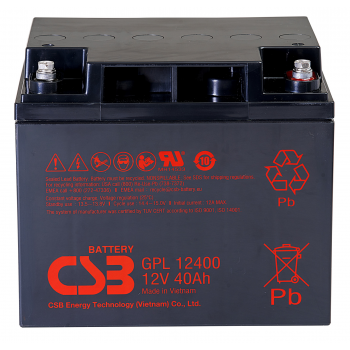 Аккумулятор CSB GPL12400 I