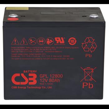 Аккумулятор CSB GPL12800