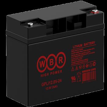 Литий-железо-фосфатный (LiFePO) аккумулятор WBR GPLi 12.8V-24K
