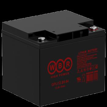 Литий-железо-фосфатный (LiFePO) аккумулятор WBR GPLi 12.8V-54K