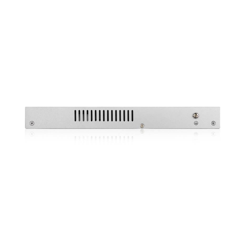 Коммутатор Zyxel GS1008HP PoE+, 8xGE PoE+, 60 W