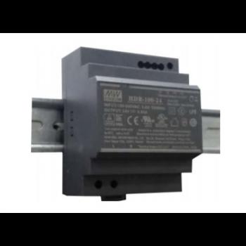 HDR-100-24 Блок питания на DIN-рейку, 24В, 3,83А, 92Вт Mean Well