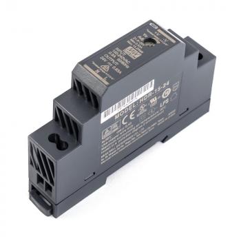 HDR-15-24 Блок питания на DIN-рейку, 24В, 0,63А, 15Вт Mean Well