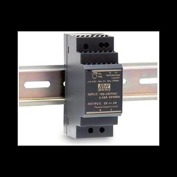 HDR-30-24 Блок питания на DIN-рейку, 24В, 1.5А, 36Вт Mean Well