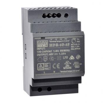 Источник питания HDR-60-48, MeanWell