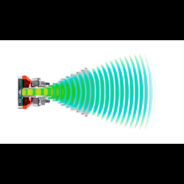 Симметричная рупорная антенна RF elements HG3-TP-S60 5GHz 13dBi