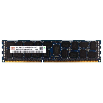Память 8GB 2Rx4 PC3L-10600R DDR3 ECC Reg