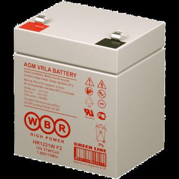 Батарея аккумуляторная HR 1221 W F 2 WBR