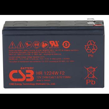 Аккумулятор CSB HR1224W F2 F1