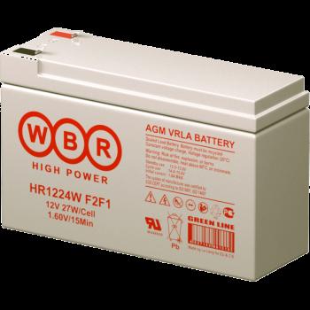 Батарея аккумуляторная WBR HR1224W F2F1