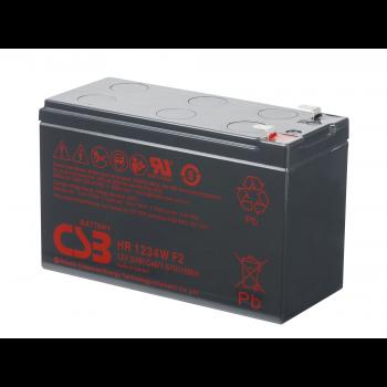 Аккумулятор CSB HR1234W F2