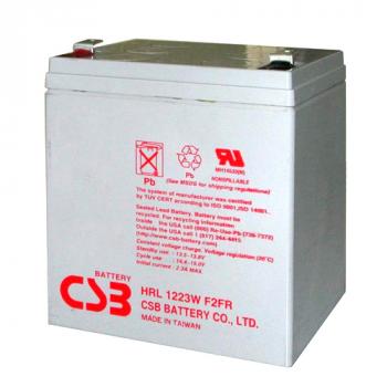 Аккумулятор CSB HRL1223W F2 FR