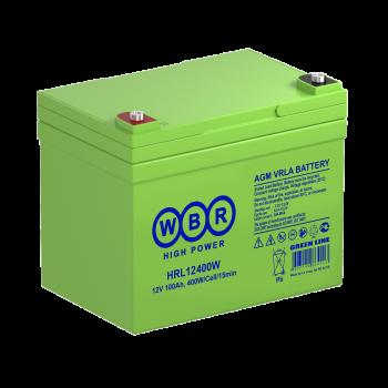 Батарея аккумуляторная WBR HRL12400W