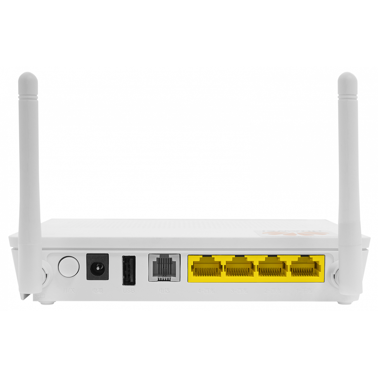 Абонентский терминал HUAWEI ONU GPON, 1 порт 100/1000Base-T,  3 порта 10/100Base-T, 1 порт POTS, WiFi, USB