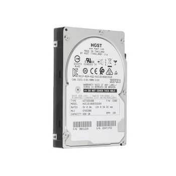 "Жесткий диск HGST Server Ultrastar 600GB 10k 2,5"" SAS 128Mb"