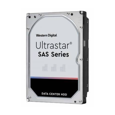 """Жесткий диск WD Ultrastar DC HC520 12TB 7.2k SAS 12Gb/s 256Mb 512E 3.5"""""""