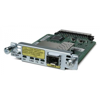 Модуль Cisco HWIC-1GE-SFP